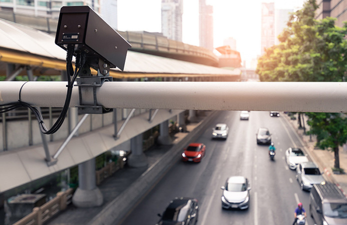 Traffic video surveillance systems helion group
